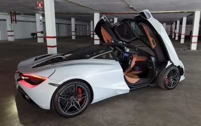 McLAREN 720S Coupé Luxury 4.0 V8 SSG (Coupé)